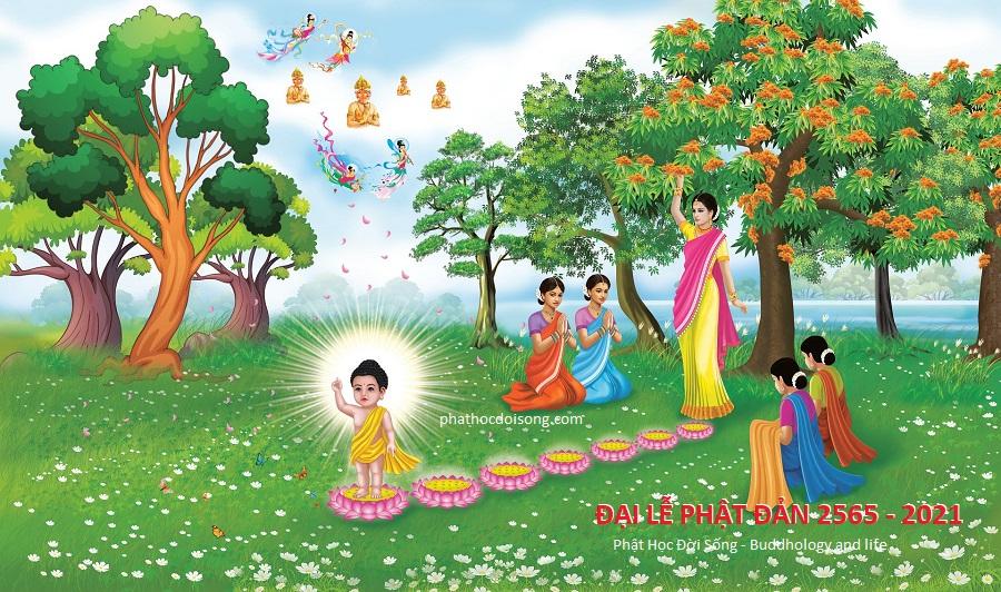 Đại lễ Phật đản 2021 có gì mới? | Phật học đời sống