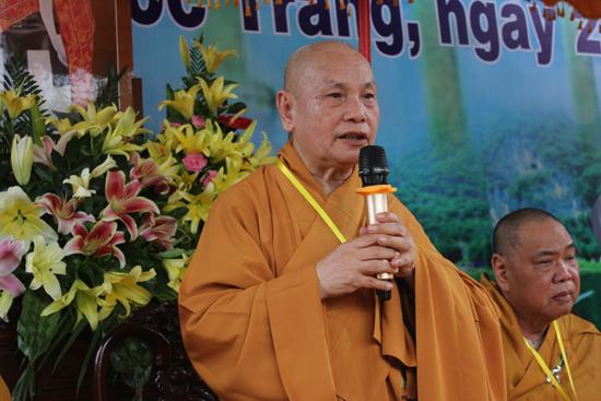 Sóc Trăng: Khai mạc Đại Giới đàn Phi Lai – Chí Thiền năm 2017