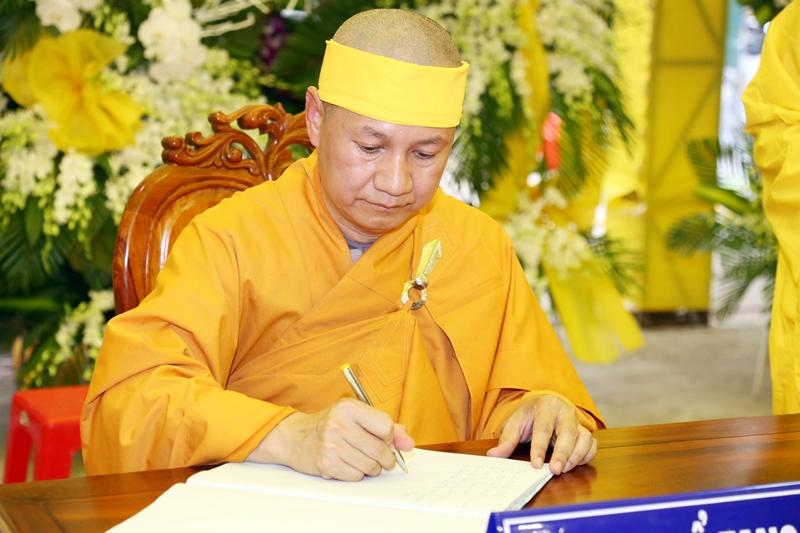 Tang lễ HT. Thích Quang Đạo ngày 19/7