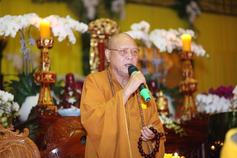 Hòa thượng Thích Liêm Chính-trưởng Môn phái Tổ đình Tây Thiên, trưởng Môn phong Tổ đình Thuyền Tôn