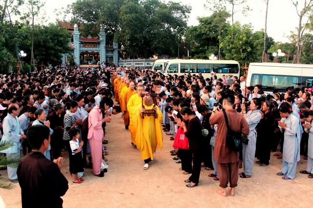 Hà Nội: Kỳ siêu phả độ gia tiên chùa Hòa Phúc