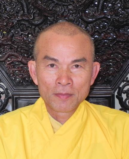 Tiểu sử HT Thích Quảng Thanh viện chủ chùa Bảo Quang