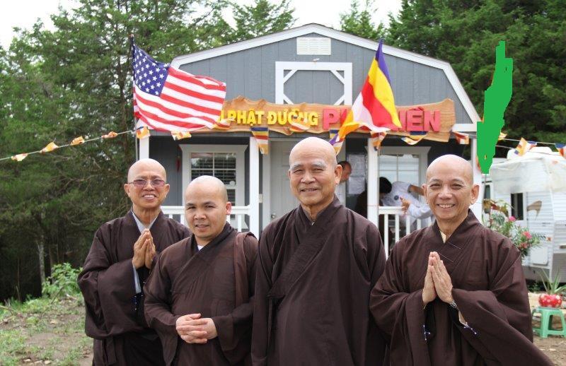 Mỹ: Trung tâm tu học và thiền Lộc Uyển miễn phí dành cho Phật tử