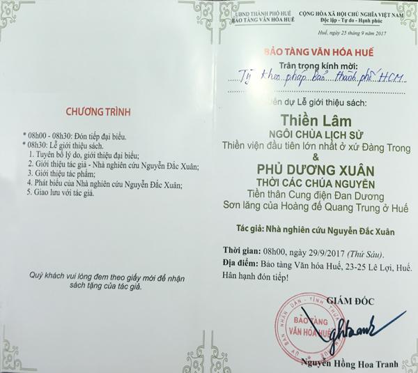 Nhà nghiên cứu hiện đại nhất của sử học Nguyễn Đắc Xuân Tâm Hằng