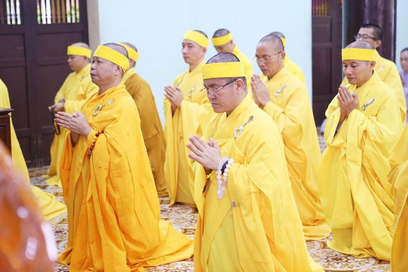 Đồng Nai: Lễ chung thất cố HT Thích Quang Đạo