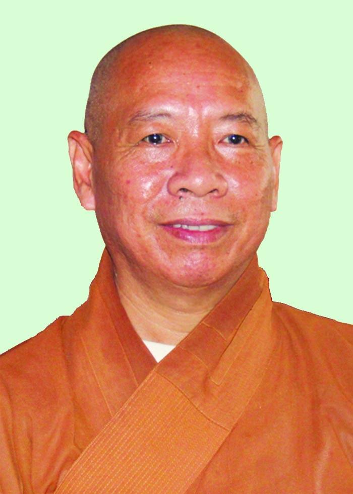 """TT.Thích Huệ Minh, Phó Thường trực BTS GHPGVN H.Bình Chánh: """"Phật sự hanh thông khi nhân sự có tâm và tầm"""""""