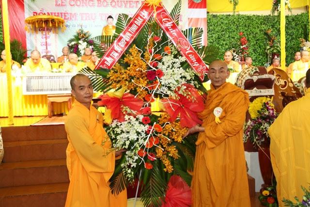 Đăk Lăk: Bổ nhiệm ĐĐ Thích Nhuận Đức trụ trì chùa Lâm Tỳ Ni