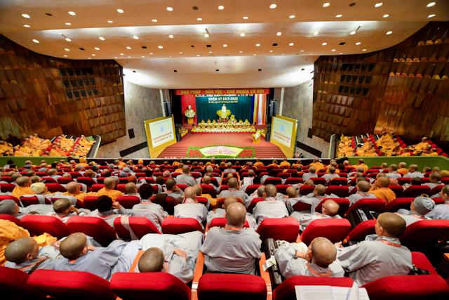 Đại hội Phật giáo toàn quốc lần thứ VIII họp trù bị