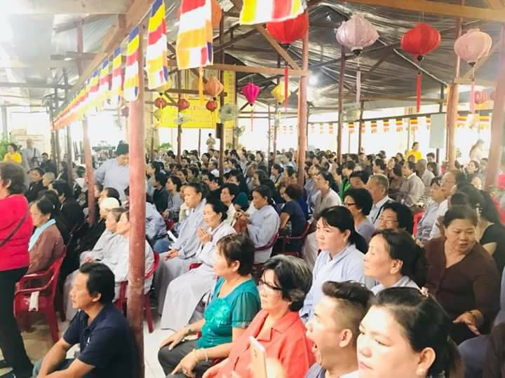 Phật giáo Sóc Trăng tổ chức lễ công nhận chùa Lộc Minh là cơ sở của Giáo hội