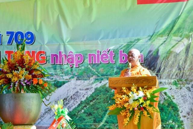 Đại lễ tưởng niệm lần thứ 709 Phật Hoàng Trần Nhân Tông tại Thiền viện Trúc Lâm Đạo Nguyên