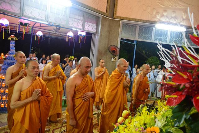 Sài Gòn: Tịnh xá Trung Tâm khai đàn Dược Sư