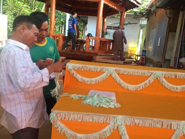 Bù Gia Mập: Không khí chuẩn bị lễ bổ nhiệm Trụ trì tại Niệm Phật đường Thiên Sơn