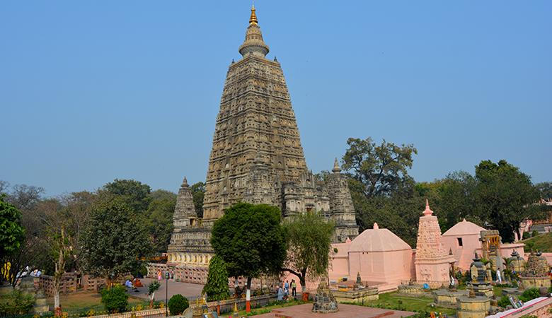 Chiêm bái Tứ Động Tâm thánh tích cuộc đời Đức Phật