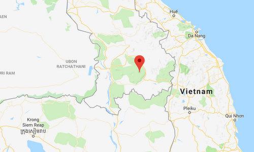 Lào: Vỡ đập thủy điện, hàng trăm người mất tích