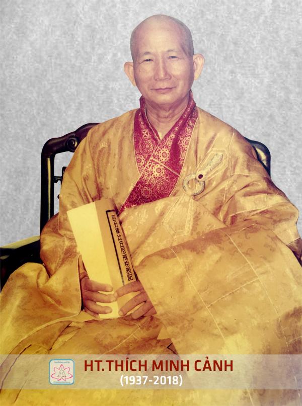 HT.Thích Minh Cảnh viên tịch ở tuổi 82
