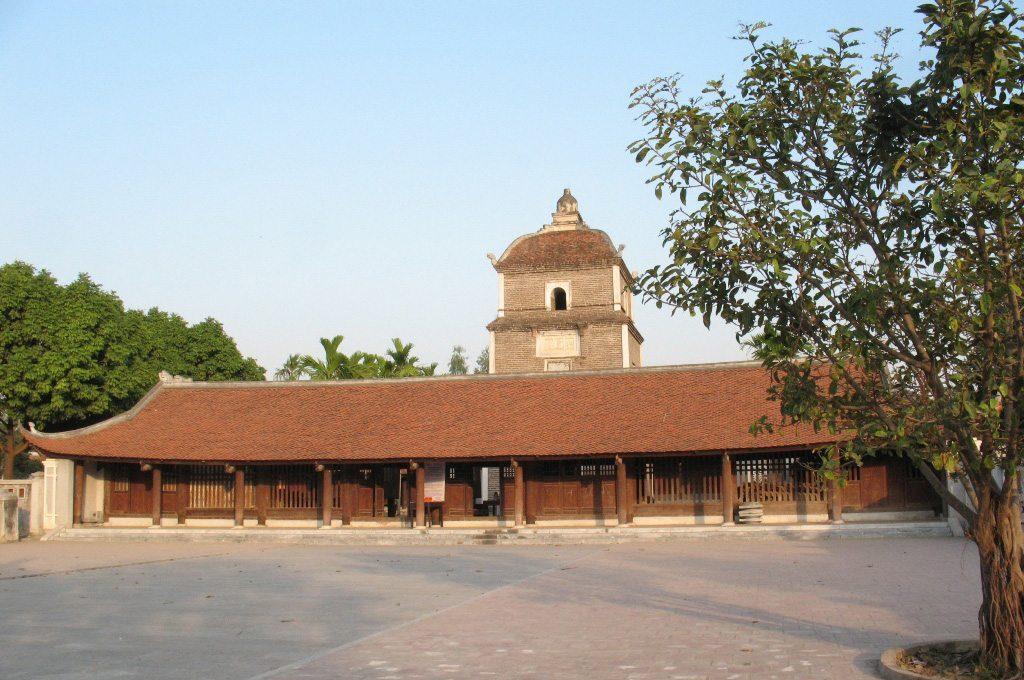 Chính xác, Chùa Dâu cổ nhất Việt Nam
