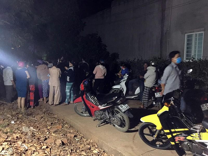 Thầy Thích Nguyên Lộc và Phật tử chùa Quảng Ân bị sát hại