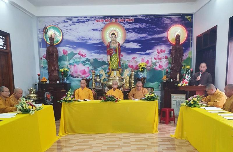 Đắk Song Phật giáo Tổng kết Phật sự năm 2020 | Phật học đời sống