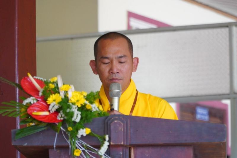 ĐĐ.Thích Quảng Sự làm Trưởng ban Trị sự Phật giáo huyện Đăk G'long