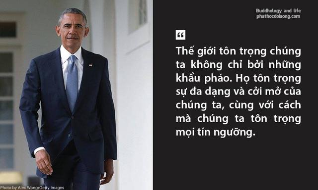 Tổng thống Barack Obama gửi thông điệp Phật đản