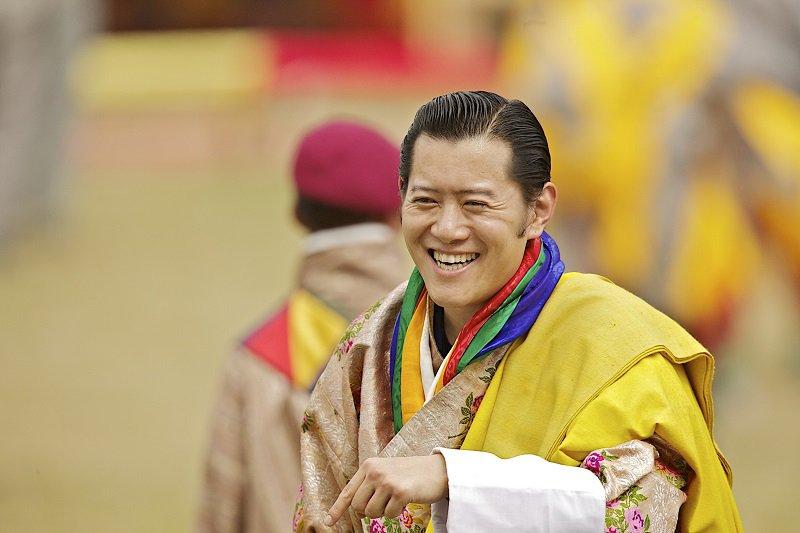 5 hành động khiêm nhường của Quốc vương Bhutan