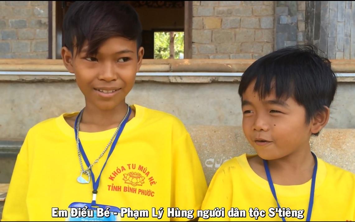 Phóng sự khóa tu mùa hè 2016 - Phật giáo với tuổi trẻ dân tộc
