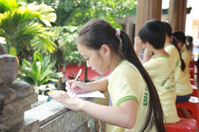 Thái Nguyên: Bế mạc khóa tu mùa hè 'Hương Từ Bi'