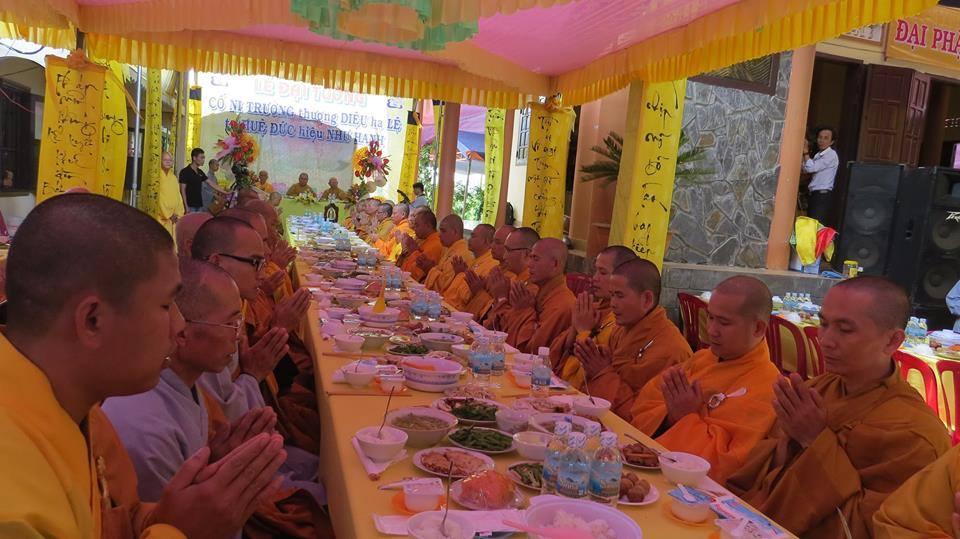 Lâm Đồng: Lễ đại tường cố Ni trưởng khai sơn Hương Vân Tịnh Thất húy Diệu Lệ