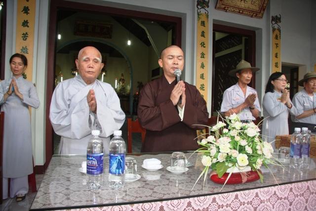 Niệm Phật đường Cự Lại khai mạc trại huấn luyện Huynh trưởng Lộc Uyển khóa 53
