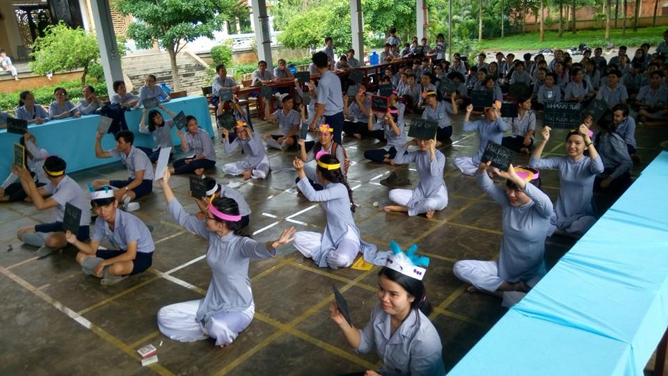 Bế Mạc trại Tình Lam 1 - GĐPT Khánh Tuệ