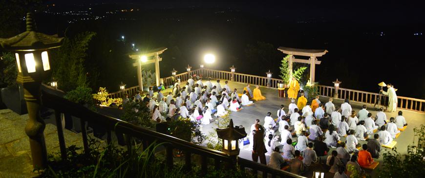 Cảnh thiền Nhật Bản tại Việt Nam
