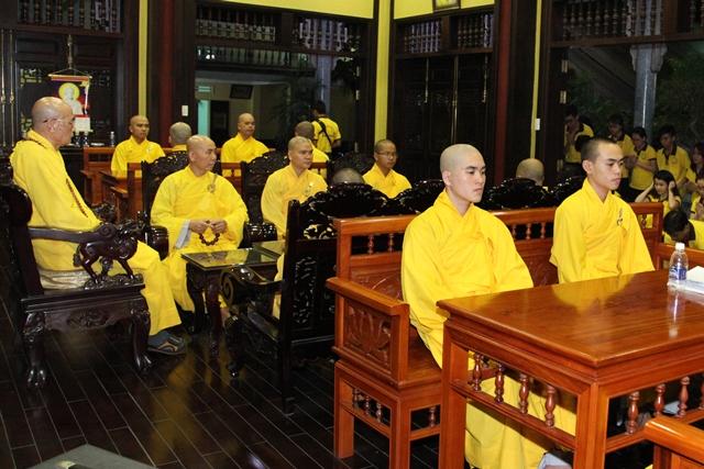 Đồng Nai: Bế mạc khóa tu mùa hè chùa Phước Viên 2016