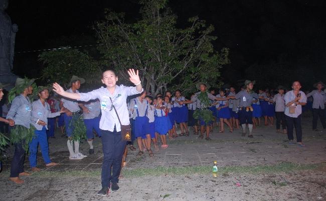 GĐPT huyện Gio Linh khai khóa huấn luyện trại Anoma - Ni Liên