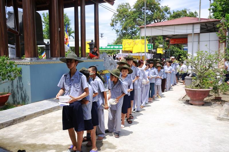 Hưng Yên: Hào hứng nhập trại Lục Hoà VII