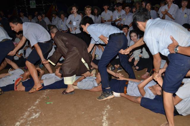 Lâm Đồng: 800 trại sinh tham dự trại Họp Bạn Lục Hoà Lần Thứ VI