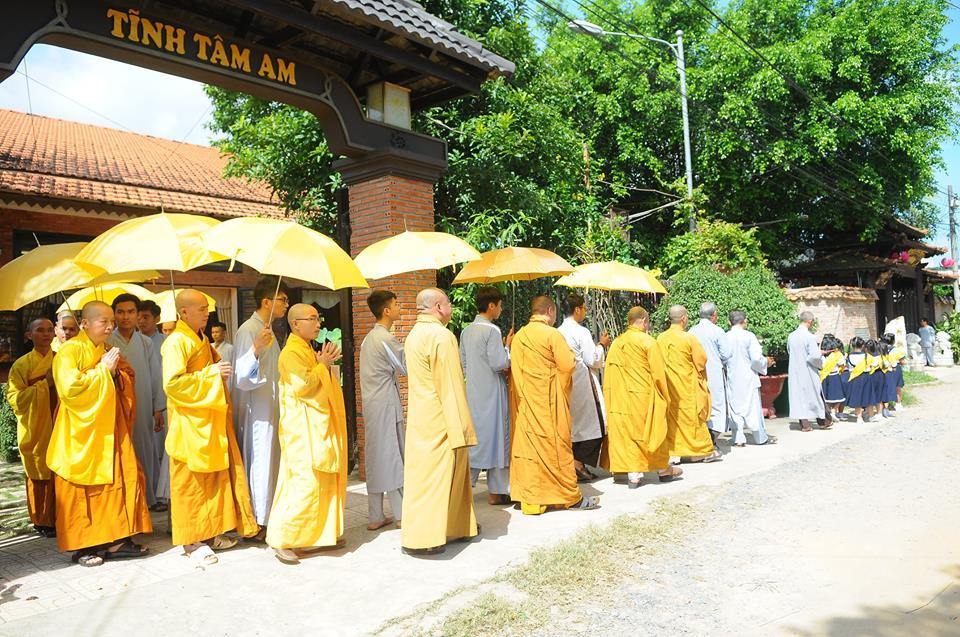 Sài Gòn: Đại lễ Vu lan Báo hiếu tại Tịnh Viện Pháp Hạnh