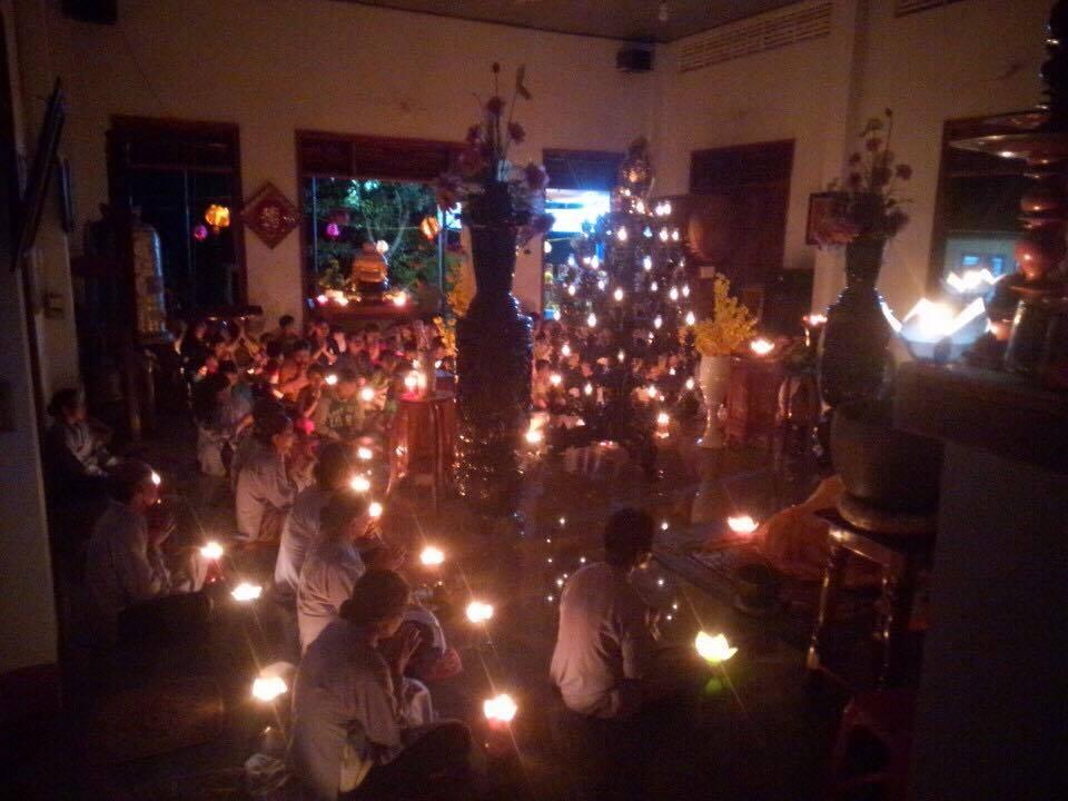Đăk Nông: Chùa Phước Điền mừng Đại lễ Vu Lan