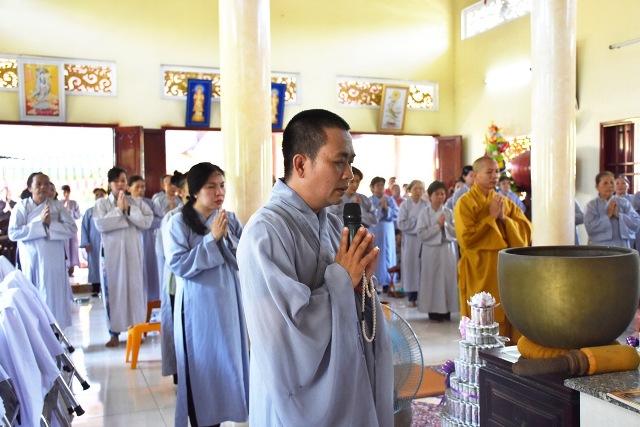 Tiền Giang: Lễ hoài niệm về cha mẹ Chùa Kim Thiền