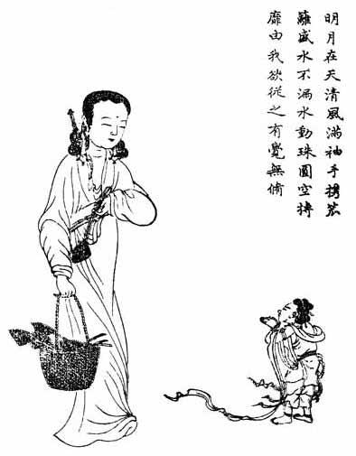 29 ảnh ứng thân Quán Âm đời Minh