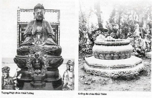 6 ngôi chùa bị phá hủy dưới thời Pháp thuộc