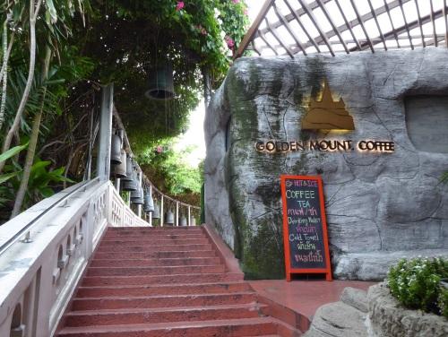 Chùa Núi Vàng – nơi linh thiêng bậc nhất Bangkok
