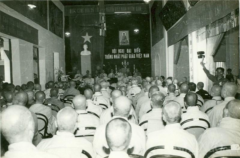 hội nghị đại biểu thống nhất phật giáo