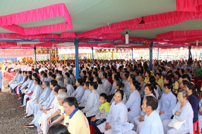 Chùm ảnh lễ bổ nhiệm trụ trì Chùa Bửu Lâm - Đăk Glong