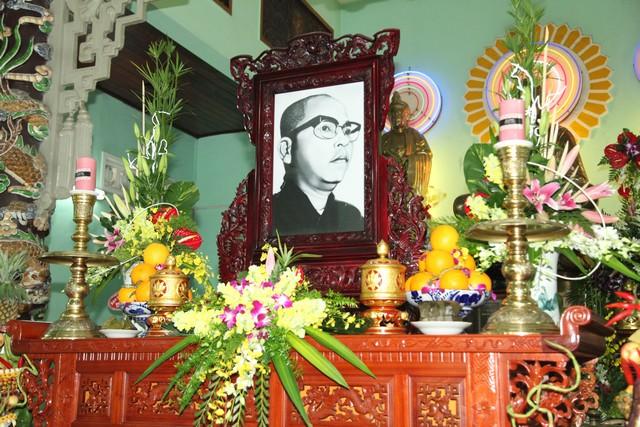 Chùa Phước Viên lễ Húy nhật lần thứ 38 cố HT Thích Thiện Minh
