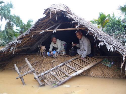 Lời cầu nguyện trước những thảm họa thiên tai đang đến với nhân loại