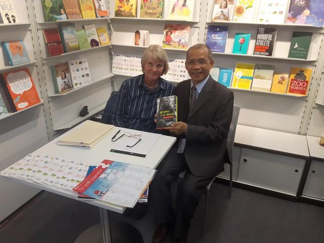 Sách Phật giáo lớn nhất thế giới Frankfurt Book Fair 2016