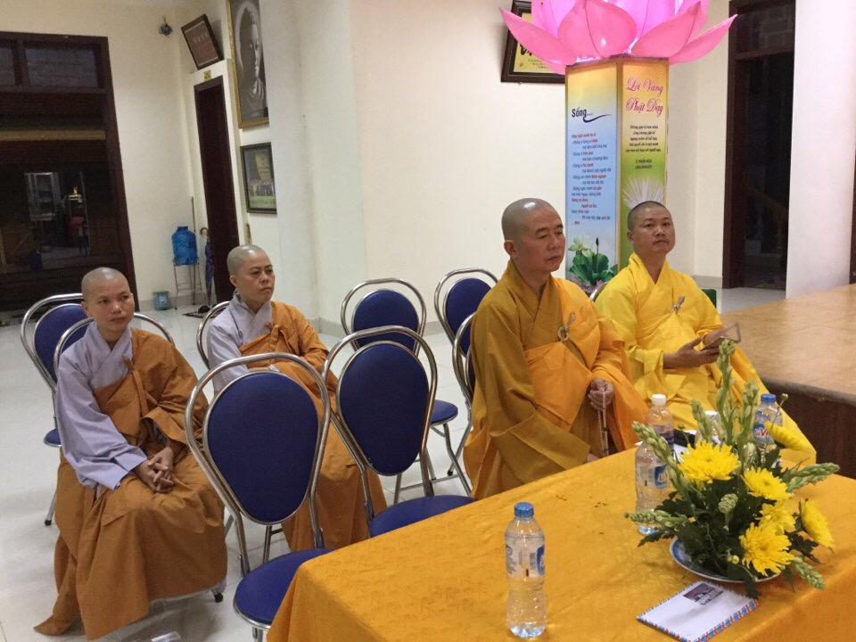 PG Quảng Bình kỷ niệm 35 năm thành lập GHPGVN
