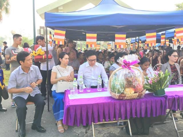 Đại lễ dâng y Kathina trong lòng Phật tử miền Bắc