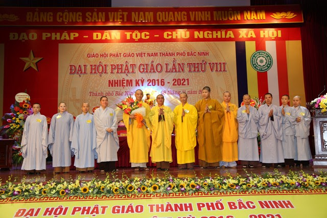 Đại hội đại biểu PG Bắc Ninh nhiệm kỳ VIII (2016-2021)