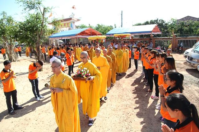 Lễ Bổ nhiệm trụ trì Thiền Thất Bửu Hạnh (chùa Cây Đa)